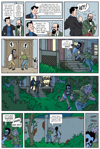 Dead Man at Devil's Cove, Chapter 1, Page 15