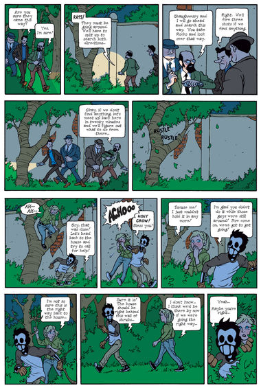 Dead Man at Devil's Cove, Chapter 1, Page 16
