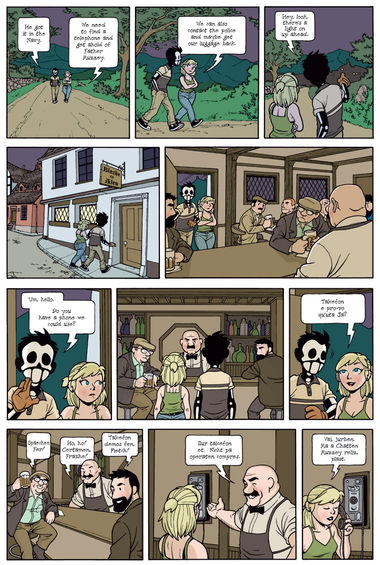 Dead Man at Devil&#8217;s Cove, Chapter 2, Page 36