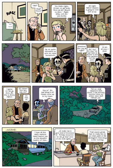Dead Man at Devil's Cove, Chapter 2, Page 37