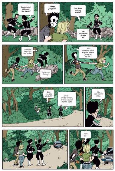 Dead Man at Devil's Cove, Chapter 2, Page 55