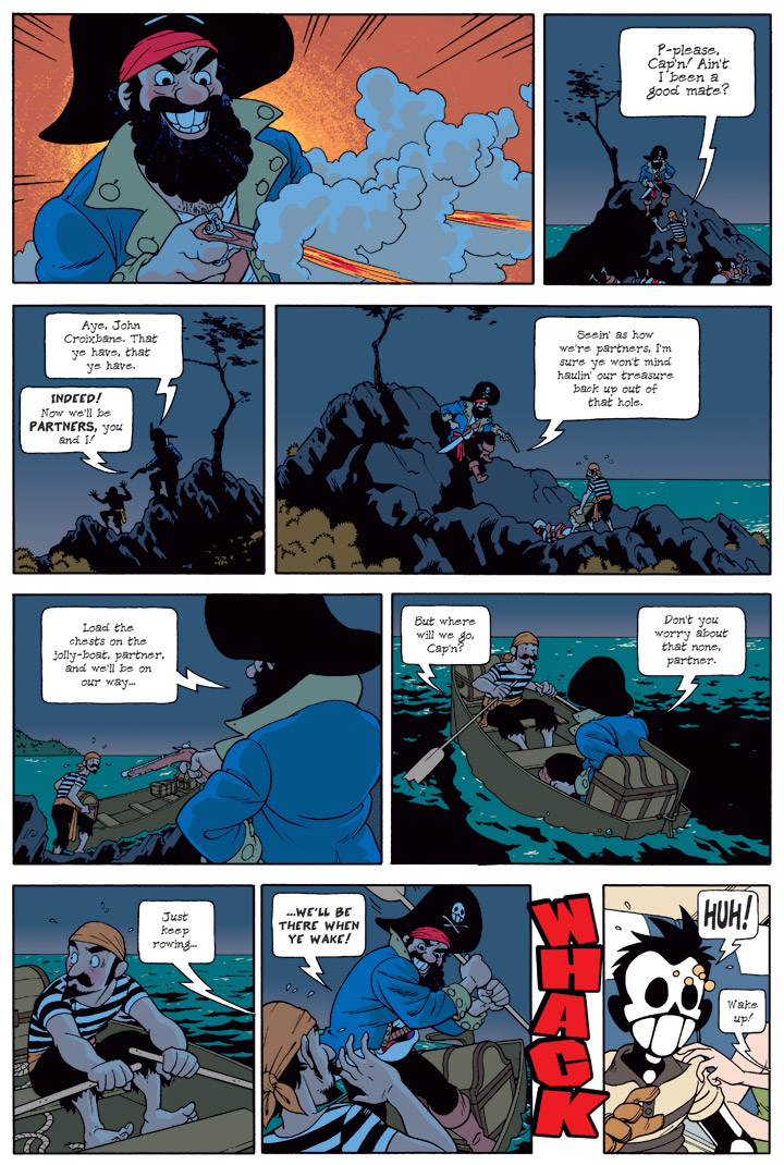 Dead Man at Devil&#8217;s Cove, Chapter 2, Page 31