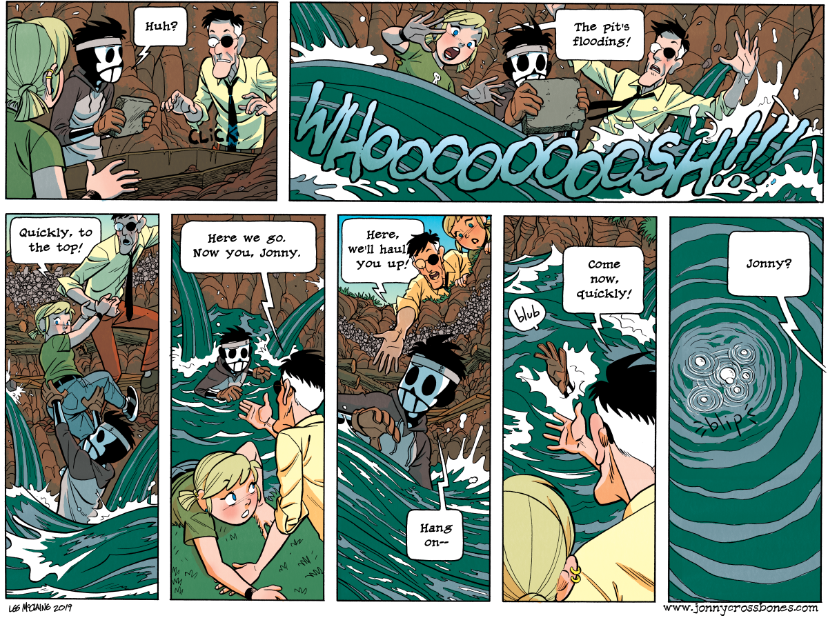 Dead Man at Devil's Cove, chapter 4, page 105A