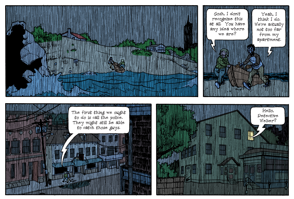 Dead Man at Devil's Cove, Chapter One, Page 22B