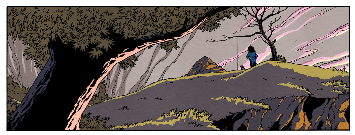 Dead Man at Devil's Cove, Chapter Three, Page 61A