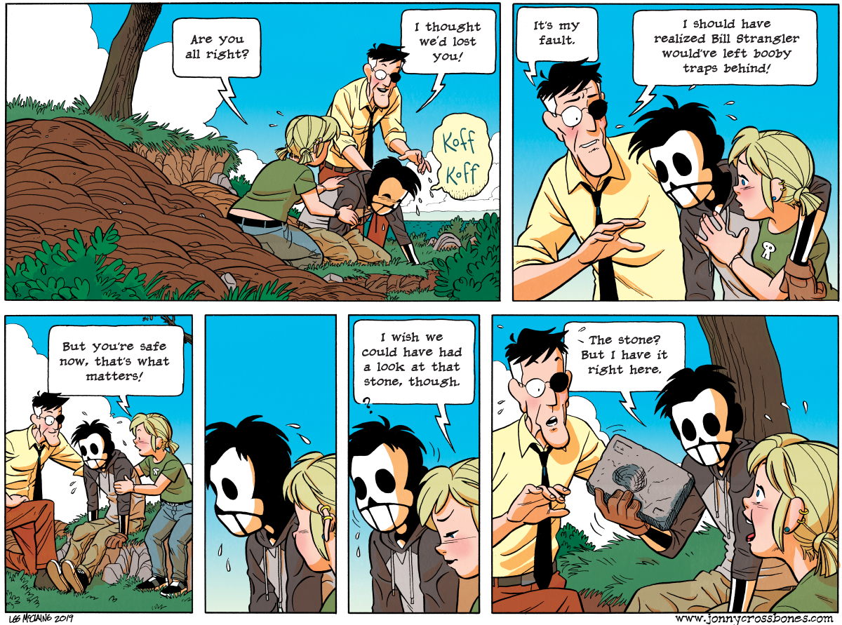 Dead Man at Devil's Cove, chapter 4, page 106A