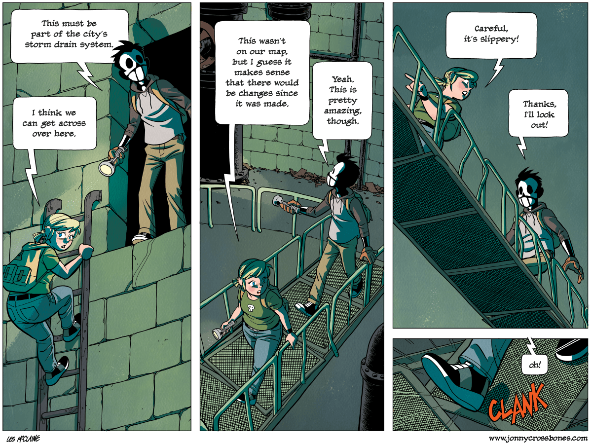 Dead Man at Devil's Cove, chapter 4 page 115A