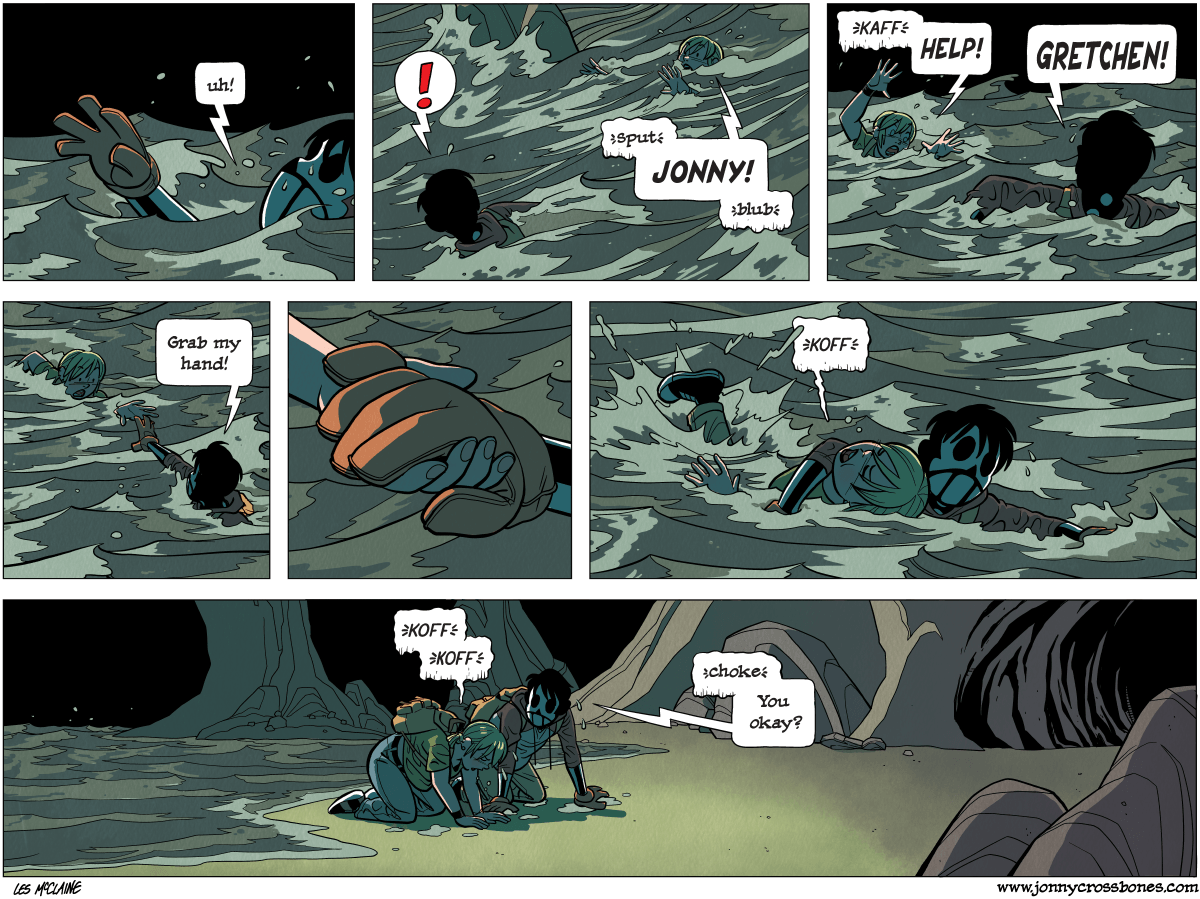Dead Man at Devil's Cove, chapter 4, page 116B