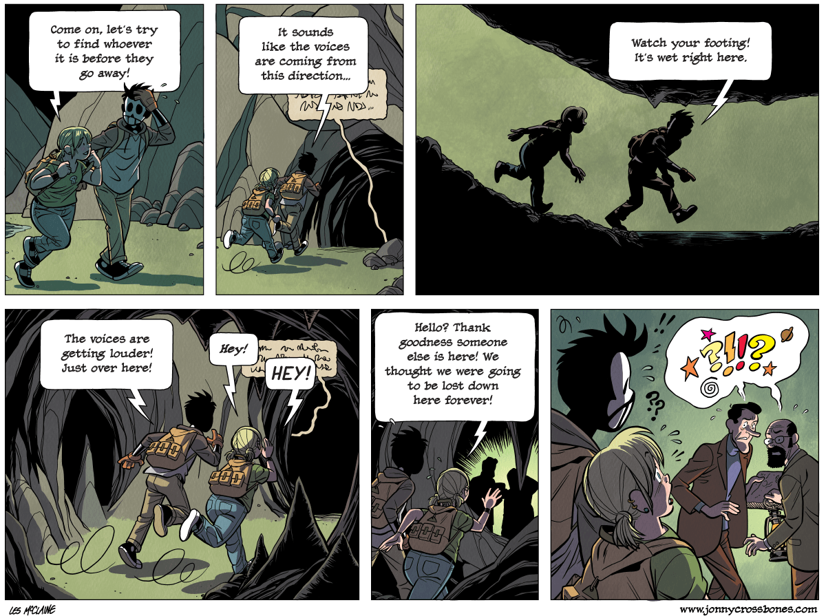 Dead Man at Devil's Cove, chapter 4, page 117B