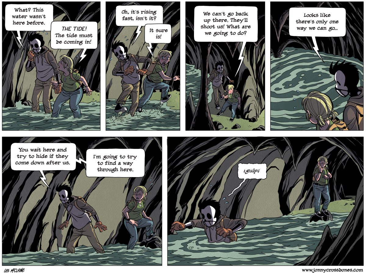 Dead Man at Devil's Cove, chapter 4, page 118B